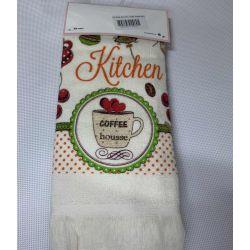 Набор кухонных полотенец Tac Kitchen 40*60 2 шт (TAC18091371)