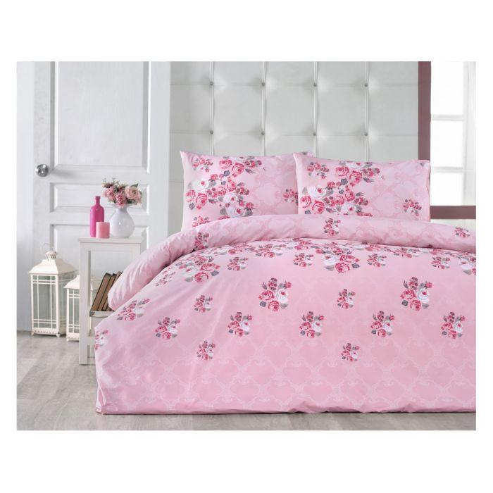 Комплект постельного белья Arya Ранфорс 160х220 Sabin (TR1003832)