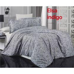 """Комплект постельного белья ТМ """"altinbasak"""" elsa indigo (m017551)"""