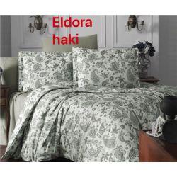 """Комплект постельного белья ТМ """"altinbasak"""" eldora haki (m017555)"""