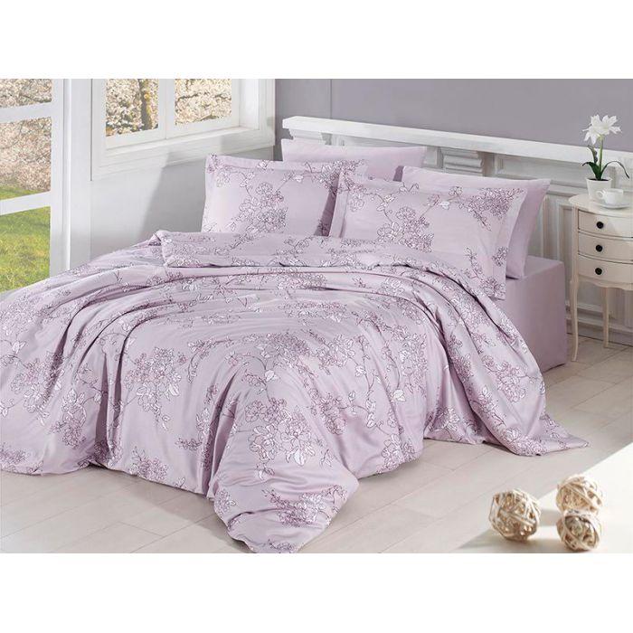 """Комплект постельного белья ТМ """"FIRST CHOICE"""" dolaris violet"""