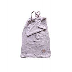 "Женский комплект для бани ""Linda"" (сарафан, капюшон) Kadir pembe S/M, XL/XXL розовый (8698485045733, 8698485045764)"