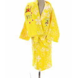 Набор халат с полотенцем Ozdilek Sponge Bob желтый (8697353478260, 8697353478277, 8697353478284)