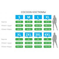 """Двойка: кофта фланель+лосины велюр """"Cocoon"""" 66-3520 (m013376)"""
